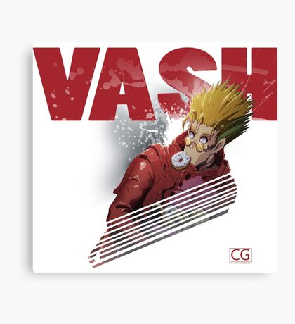 trigun anime Canvas Print