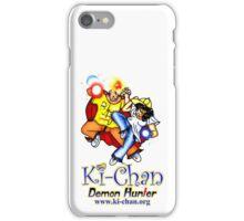 Ki-Chan vs. Hadagi iPhone Case/Skin
