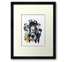 Blue Exorcist [Ao No Exorcist] Framed Print
