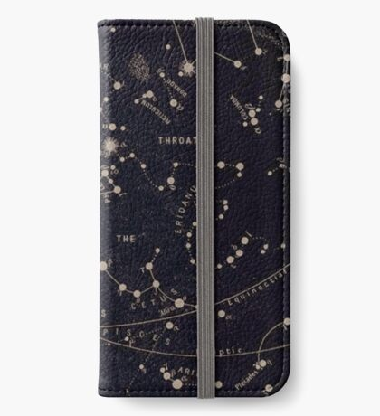space constellations iPhone Wallet/Case/Skin