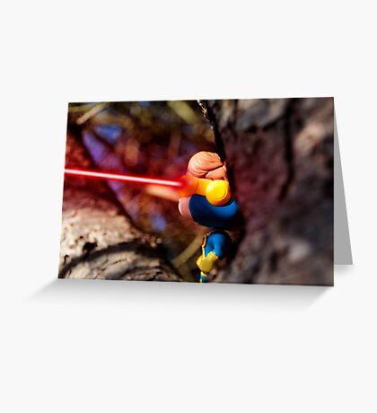 Cyclops Greeting Card
