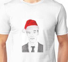 Festive Benedict Cumberbatch  Unisex T-Shirt