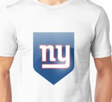 new york giants team Unisex T-Shirt