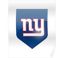 new york giants team Poster