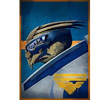 Archangel (Garrus) - Mass Effect Photographic Print
