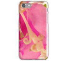 Fireweed Macro Digital Watercolor iPhone Case/Skin