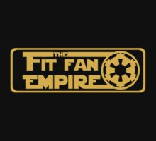 The Fit Fan Empire (classic yellow) by mistermunny