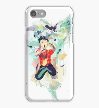 Pursuit of Happiness iPhone Case/Skin