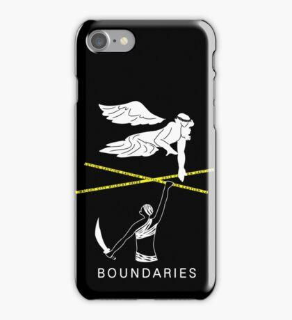 Boundaries Original Design: The Other Side iPhone Case/Skin