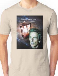 Somewhere...  (Dr. Who) Unisex T-Shirt