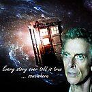 Somewhere...  (Dr. Who) by Nadya Johnson