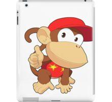 Super Smash Bros. Diddy Kong iPad Case/Skin