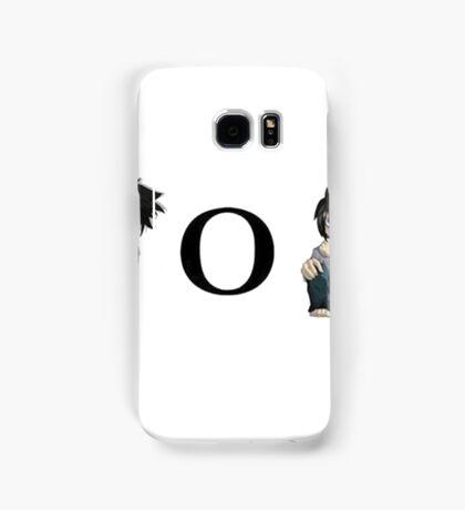 "Death Note ""L o L"" Samsung Galaxy Case/Skin"