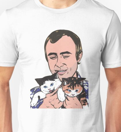 Phil Collins Kitties Unisex T-Shirt