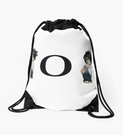 """Death Note """"L o L"""" Drawstring Bag"""