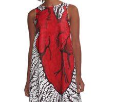Heartbomb A-Line Dress