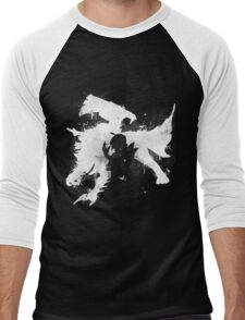 Null, I choose you! Men's Baseball ¾ T-Shirt