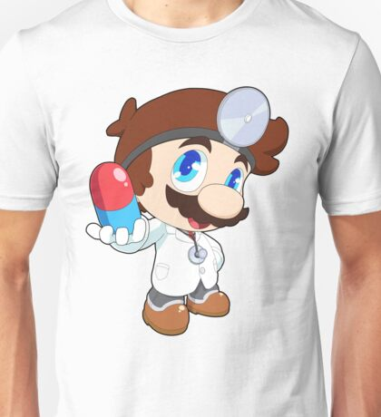 Super Smash Bros. Dr. Mario Unisex T-Shirt