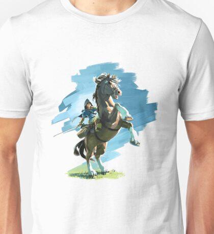 Legend Of Zelda (Breath Of The Wild) - Link Unisex T-Shirt