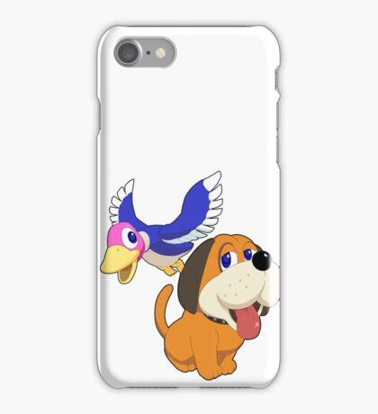 Super Smash Bros. Duck Hunt iPhone Case/Skin