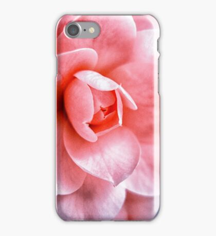 Pink Curves iPhone Case/Skin