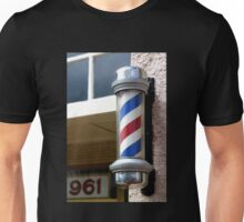 Barber Sign Unisex T-Shirt