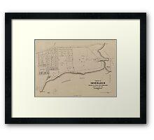 Historic Inverloch Framed Print