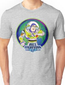 Buzz Lightyear Star Command Unisex T-Shirt
