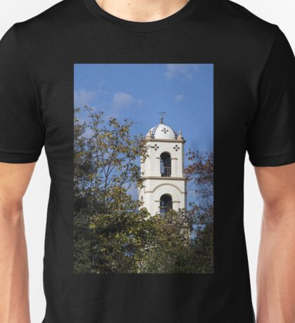 Ojai Post Office Tower Unisex T-Shirt