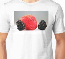 Strawberry Blackberry Unisex T-Shirt