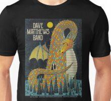 Dave Matthews Band, Tour 2016, Saratoga Performing Arts Center, Saratoga Springs, NEW YORK Unisex T-Shirt