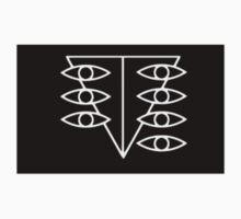Neon Genesis Evangelion - Seele Symbol One Piece - Short Sleeve