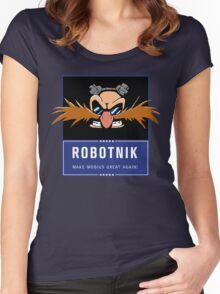 Robotnik 2016 Women's Fitted Scoop T-Shirt