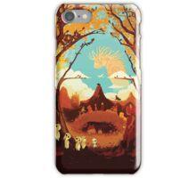 Hayao Miyazaki - Studio Ghibli - Character Collaboration 2 iPhone Case/Skin