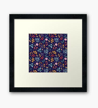 natural pattern.  Framed Print