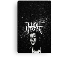 Eddie Haskell: Mapleton Drive Powerviolence Canvas Print