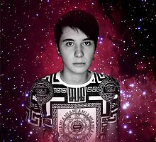 Danisnotonfire - Come for the accent - Poster by scruffyjate