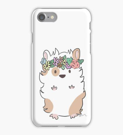 Pretty Hamster iPhone Case/Skin