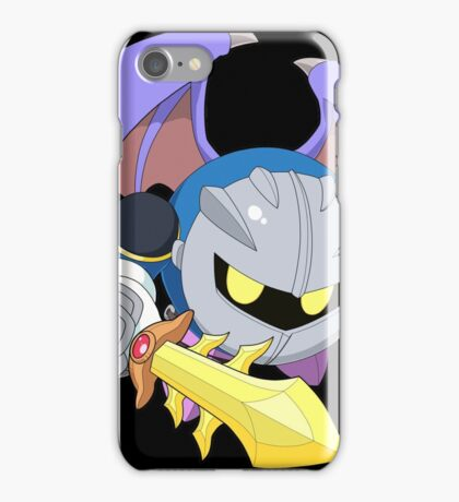 Super Smash Bros. Meta Knight iPhone Case/Skin
