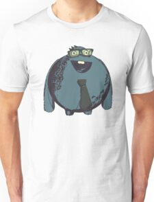 Business character Unisex T-Shirt