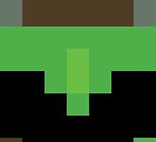 8-Bit Lantern #2 by kindigo