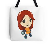 Super Smash Bros. Mii Gunner Tote Bag