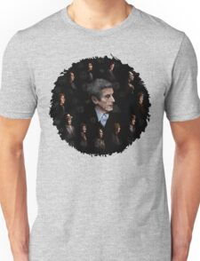 All Doctor regeneration Unisex T-Shirt
