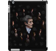 All Doctor regeneration iPad Case/Skin