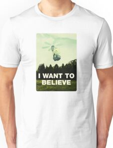 Believe in Peridot Unisex T-Shirt
