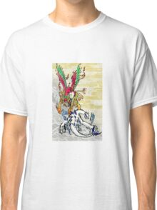 Lugia & Ho-Oh Painting Classic T-Shirt