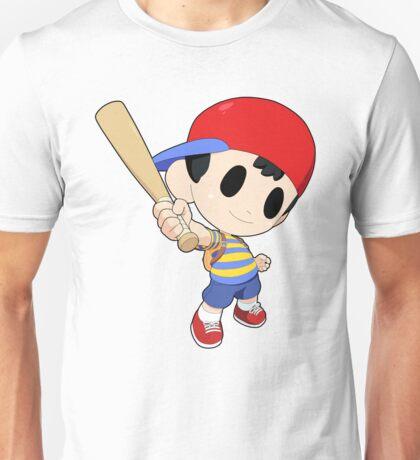 Super Smash Bros. Ness Unisex T-Shirt