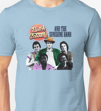 BC & The Sunshine Band Unisex T-Shirt