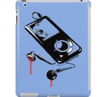 Death Music iPad Case/Skin