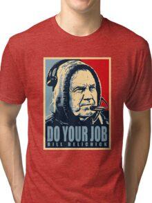 bill belichick Tri-blend T-Shirt